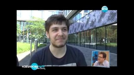 """Веско Ешкенази в """"Извън новините"""" (08.06.2014г.)"""