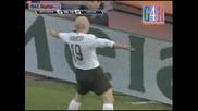 21.02.2009 Интер 2 - 1 Болоня - Гол На Камбиасо