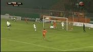 Литекс 2 - 0 Славия ( 07/12/2014 )