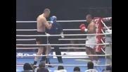 K-1 World Grand Prix 2005 Semmy Schilt vs Ray Sefo