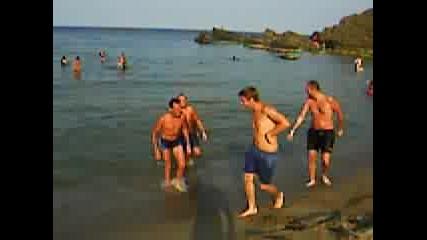 Влачене По Плажа