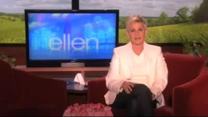 Важно съобщение от Елън за гей самоубийствата