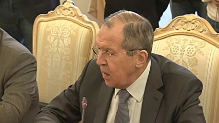 Russia: Lavrov and new UN special envoy for Syria confirm commitment to return of refugees