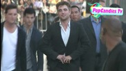 Exclusive! Robert Pattinson, Taylor Lautners & Peter Facinelli in Hollywood!
