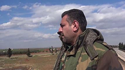 Syria: SAA and Turkish forces clash in Idlib