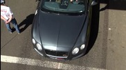 Bentley Continental Gt V8 vs Mercedes-benz S65 Amg