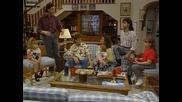 Пълна къща Full House 1x19 - The Seven-month Itch (1)