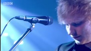 Ed Sheeran - Thinking Out Loud (bbc Two)