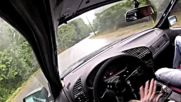 Bmw E36 325i turbo drift