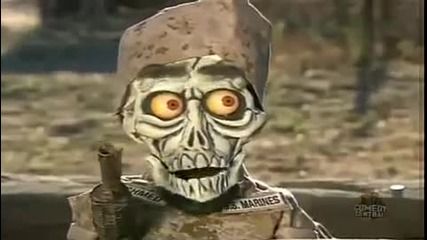 Achmed the dead terrorist in the army new