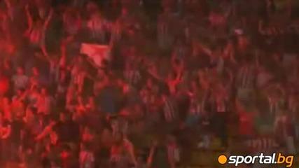 Интер - Атлетико (мадрид) 0:2