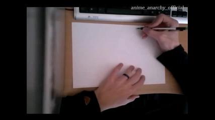 Петата ми скица - Naruto ( Sage Mode )