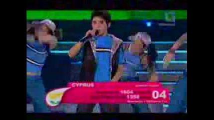 Junior Eurovision 2007(кипър)