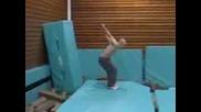 Damien Walters - Wall Stunts 4th Try