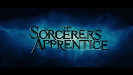 The Sorcerers Apprentice Trailer Hd 16.7.2010
