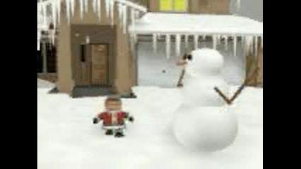 Коварен Снежен Човек