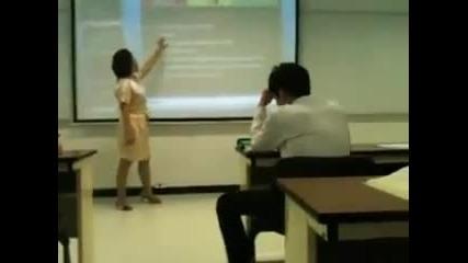 Ето какво става когато ядосаш един азиатски учител