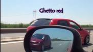 Червеното гето - Тунинг клуб: Ghetto Cult