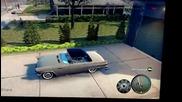 E3 Mafia 2 gameplay 3 - cars