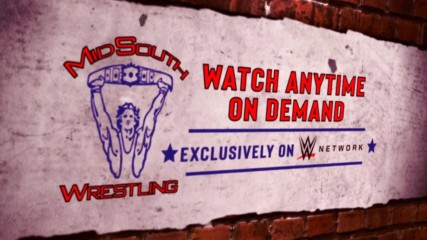 Travel back to the 1980s with more Mid-South Wrestling action on WWE Network