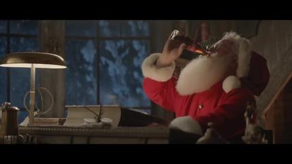 Весели Празници от Кока-кола - Реклама