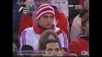 Гол На C.tevez Зa Boca Juniors