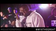 M16 thegreat - No Justice No Peace