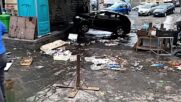 Italy: Torrential rains leave signs of destruction throughout Catania