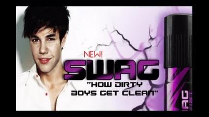 New ! - мъжкият парфюм на Джъстин.. Swag //