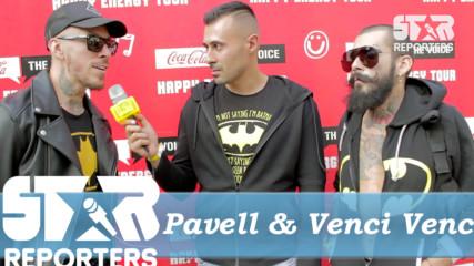 Pavell & Venci Venc: За Батман, детството и супергероите!
