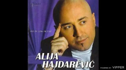 Alija Hajdarevic - Ako za ljubav ne znas + Превод