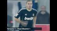 """""""Реал"""" (Мадрид) се препъна в последния"""" Алмерия"""" – 1:1"""