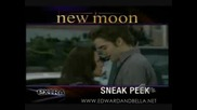 New Moon - Parking Lot Scene