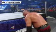 Clásicos en Español: Edge vs Kane – Lucha de Último Hombre de Pie: SmackDown, Ene 7, 2011
