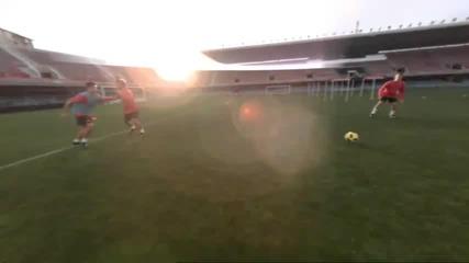 Nike Ctr 360 Maestri Ii Take Control Andres Iniesta