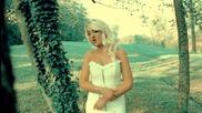 Илияна Жеркович - Сама без теб + Превод ( Официално Видео 2014 )