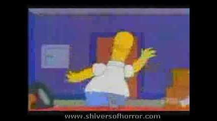 The Simpsons - Friday The 13th Parody 3