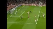 02.04 Арсенал - Ливърпул 1:1 Дирк Кайт Гол