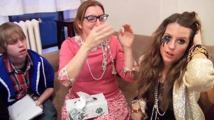 Tik Tok Kesha Parody Glitter Puke (пародия)