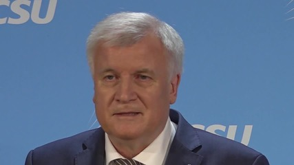 Germany: Regional election results are 'political earthquake' - Seehofer