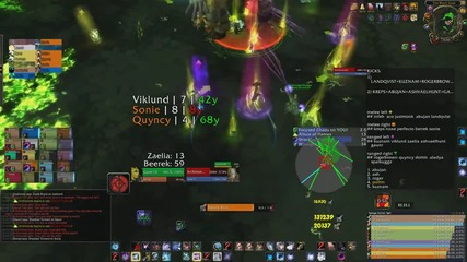13.method vs Archimonde Mythic World First