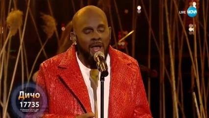 Дичо като R. Kelly - ''I Believe I Can Fly''   Като две капки вода