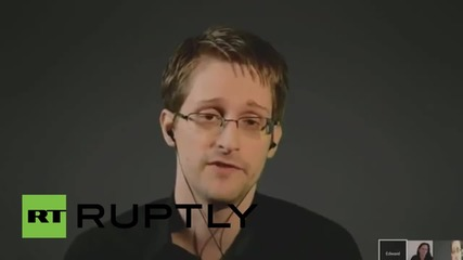 Italy: NSA is 'the largest system of oppression in history' - Edward Snowden