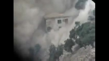 Удар на А - 10 в Афганистан