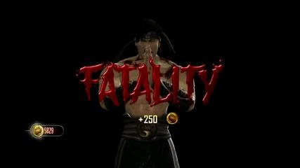 Mortal Kombat 9 - Liu Kang Fatality #2
