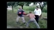 Бокс луди старци