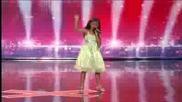 8 годишно дете с глас Americas Got Talent 2009