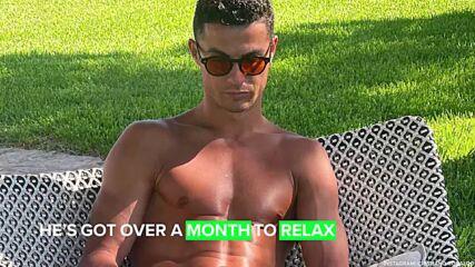 Кристиано Роналдо се отдаде на почивка на яхтата си за 7 млн. $