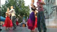Унгарските цигани танцуват малко по-различно