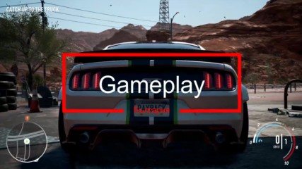 Need for Speed Payback - The Highway Heist - Gameplay